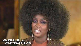 Amara La Negra confiesa cuál fue el momento más difícil de su vida