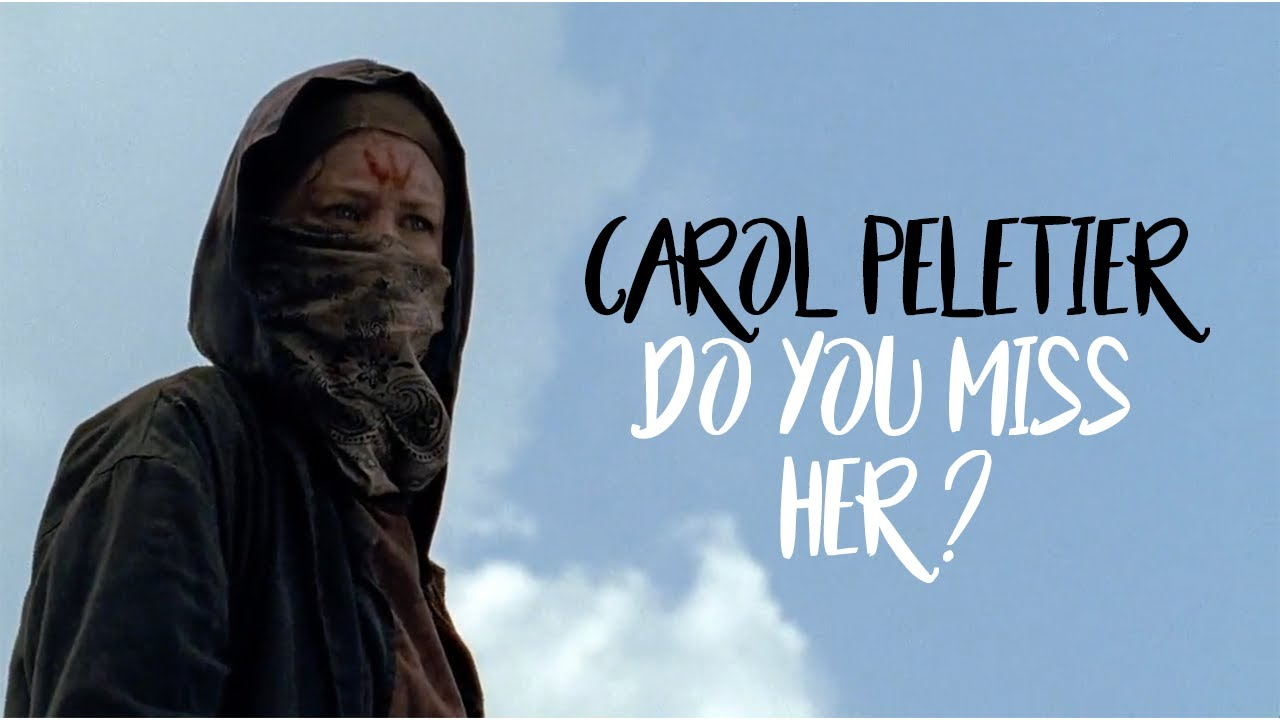 Carol Peletier Do You Miss Her Youtube