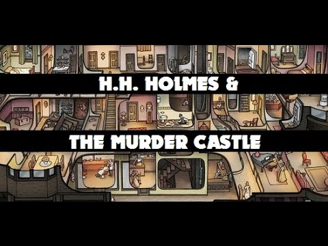 H H Holmes And The Murder Castle Youtube