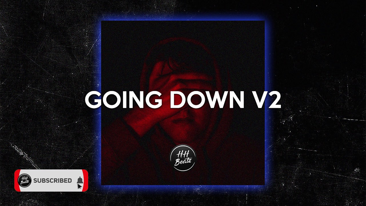 "XXXTENTACION X 6lack Type Beat – ""Going Down V2"" 