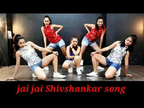 Jai Jai Shivshankar Song  War  Hrithik Roshan  Tiger Shroff  Vishal & Shekhar Ft,vishal Benny