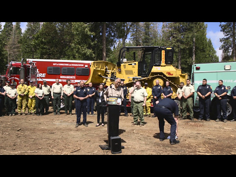 2017 Wildfire Awareness Week - Fresno Event