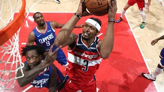 Beal 33 Pts! Late Rally vs Clippers! 2020-21 NBA Season