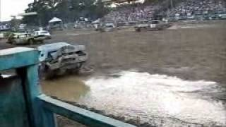 2011 Amador County Destruction Derby