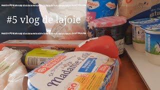 [vlog] 마트에서 장 보고 당근 케이크 홈베이킹 하…
