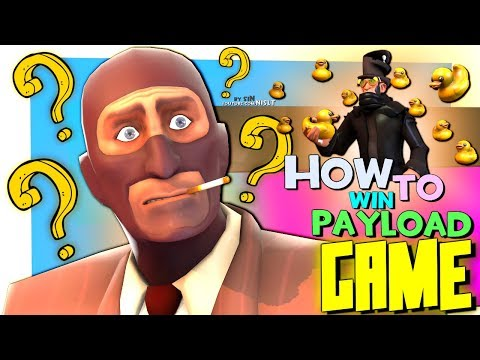 TF2: How to win payload game