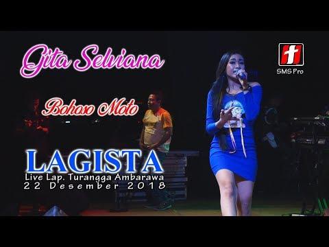 Gita Selviana - Bohoso Moto terbaru - LAGISTA live  Ambarawa