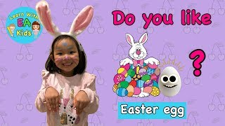 Do You Like Easter Egg?? ❤️Learn Most Funny Super Simple Songs!!