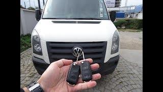 Ключ за VW Crafter 2008 - Дубликат