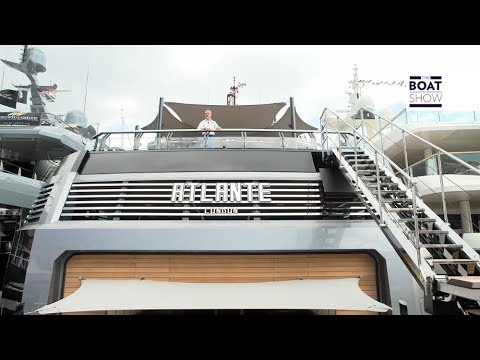 [ENG] CRN M/Y ATLANTE - 4k Resolution - The Boat Show