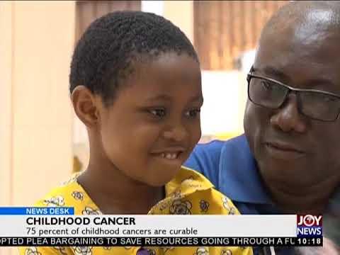 Childhood Cancer – News Desk on JoyNews (15-2-18)