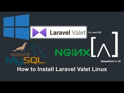 Cara Install Laravel Valet