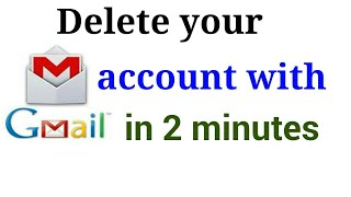 How to delete gmail/google account permanently/Raj Majhi