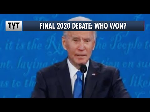 Who Won The Final Presidential Debate?