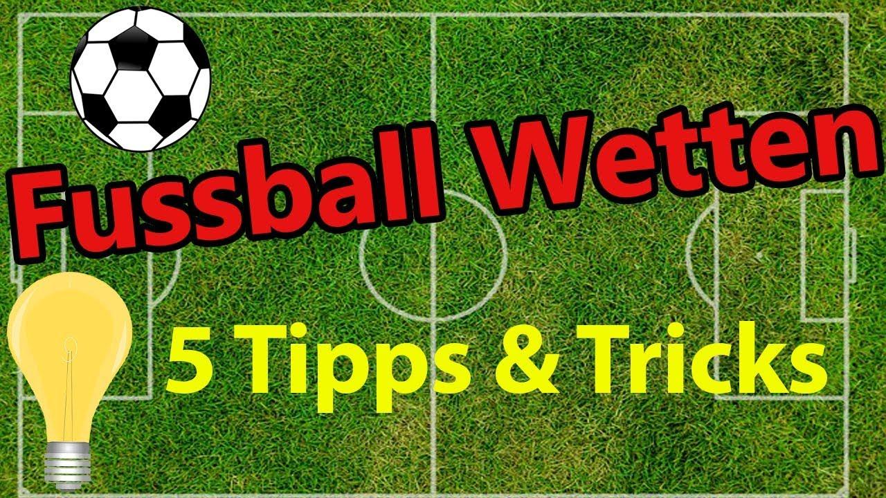 tipps fussball wetten