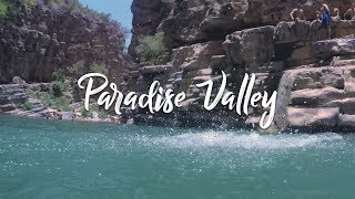 Cliff Jumping in Paradise Valley | Morocco Travel Video | GoPro Hero 4