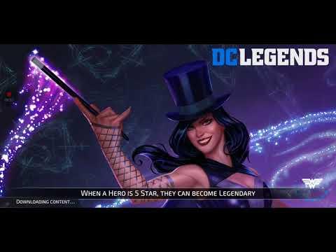 DC Legends SILVER BANSHEE event part 14