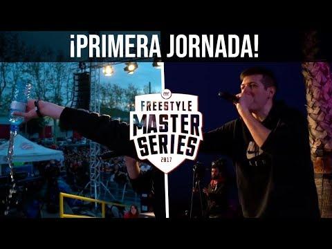 Las MEJORES RIMAS de la PRIMERA JORNADA de la FMS 2018 - Freestyle Master Series Barcelona