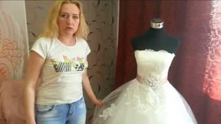 Новая распаковка свадебных товаров из Китая