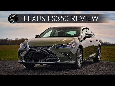 2019 Lexus ES350 Review | Smooth Operator