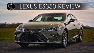 2019 Lexus ES350 Review | Smooth Operator