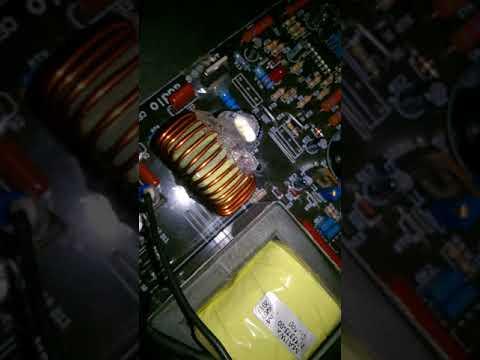 Amplificador Clase D Falla Al Arranque De