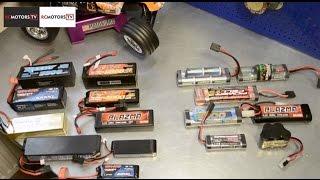 Общие сведения об аккумуляторах RC-моделей от RCMOTORS.RU