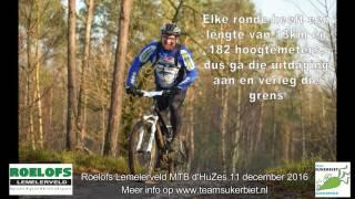 Team Sukerbiet - Roelofs Lemelerveld MTB d'HuZes 2016