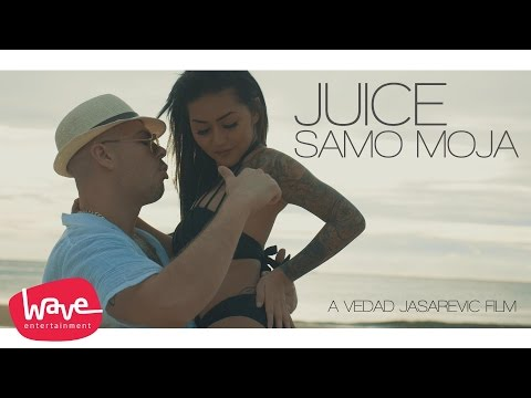 PROMOCIJA : JUICE - 2017 - SAMO MOJA (OFFICIAL VIDEO)