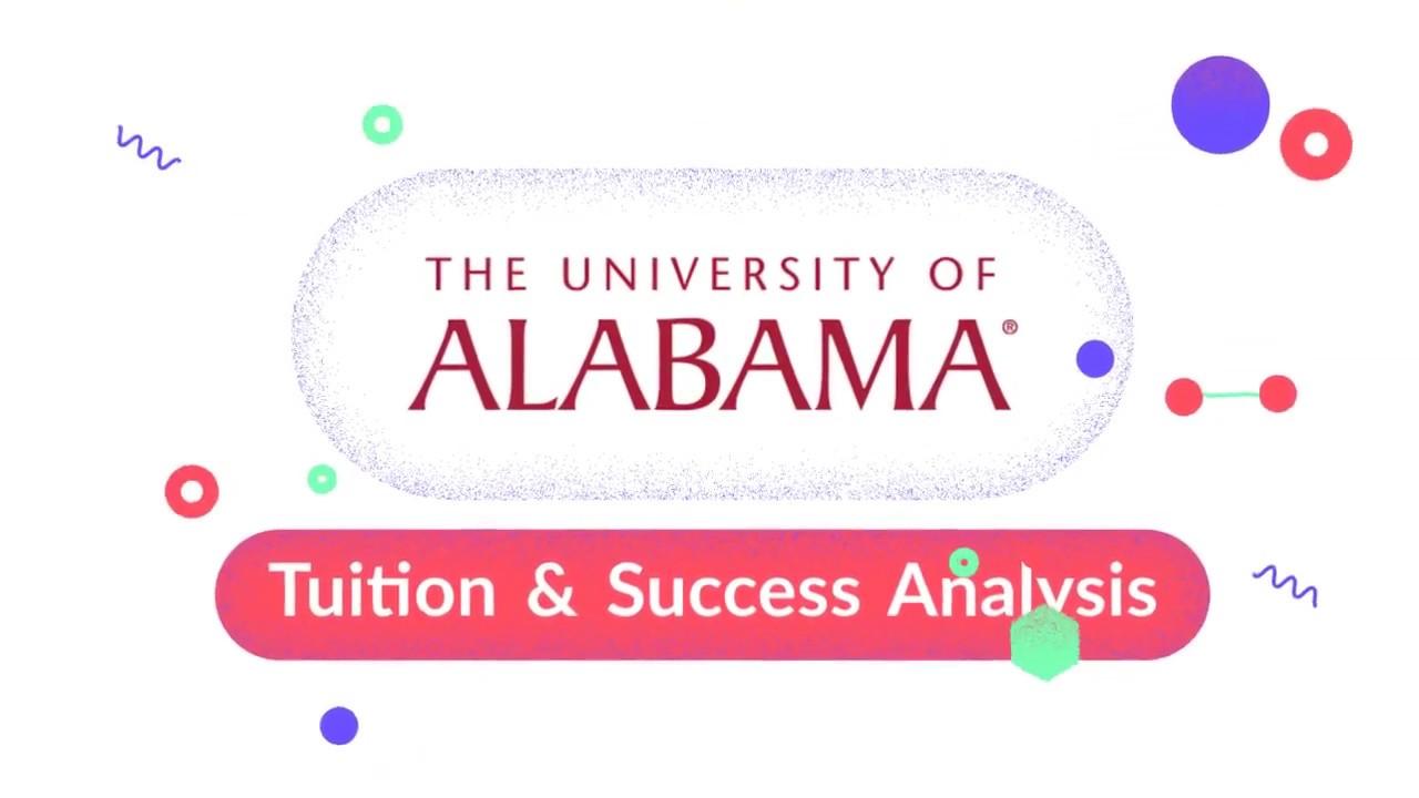 Alabama University Tuition >> The University Of Alabama Tuition Admissions News More