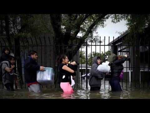 Houston braces for mosquito explosion