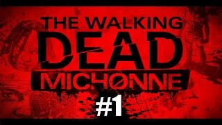 BLACK KILL BILL! - THE WALKING DEAD: MICHONNE - Part 1 (Gameplay/ Playthrough/ Lets Play)