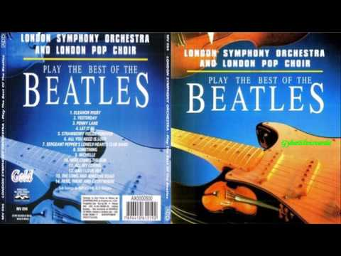 London Symphony Orchestra - Play The Best O The Beatles[ HQ Music Full Album]