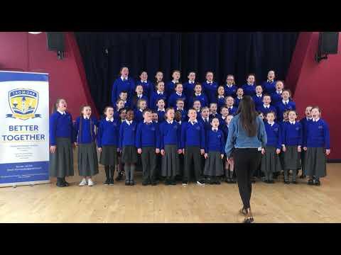 Thomond Primary School Choir Limerick
