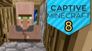 【Minecraft】Captive Minecraft#8 殘廁裡的男人
