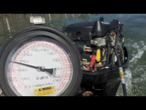 Servicing a Vapour Separator Tank (VST)