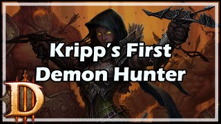 diablo 3 kripp s first demon hunter