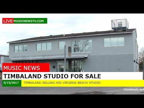 Timbaland Selling His Studio/ Music News TV
