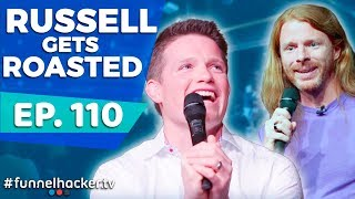 Clickfunnels Startup Story with Jp Sears at Dry Bar Comedy Club   FHTV Ep 110