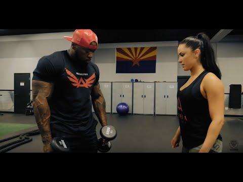 Mike Rashid & Anette De La Rosa | Do this instead of cardio
