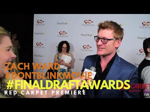 Zack Ward at the 11th Annual Final Draft Awards #AwardSeason #FinalDraftAwards