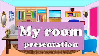 видео My room или описание комнаты на английском языке: пример рассказа с переводом