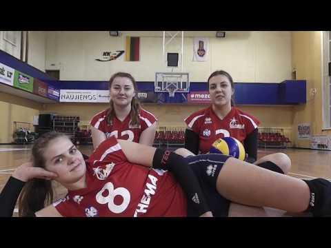 Kvietimas į Baltijos moterų tinklinio lygos finalus!