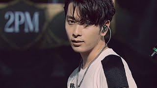 [2PM] 찬성이의 섹시한 표정을 본 멤버들의 격한 반응