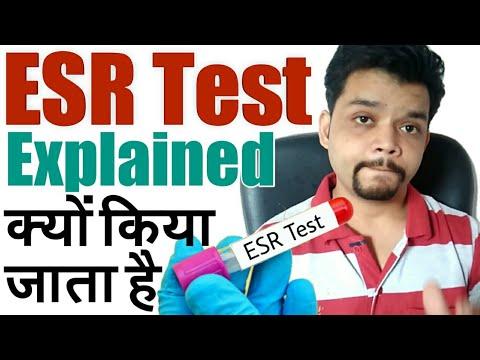 ESR Blood Test In Hindi | Gyanear