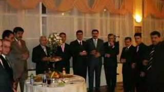 T.C.G. DOGAN ve T.C.G. POYRAZ GEMILERI SEREFINE KOKTEYL 2006