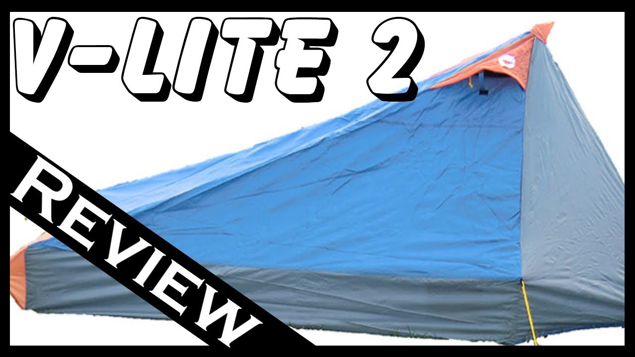sc 1 st  YouTube & Lightweight Tent Review - The Hi-Tec V-Lite2 - YouTube