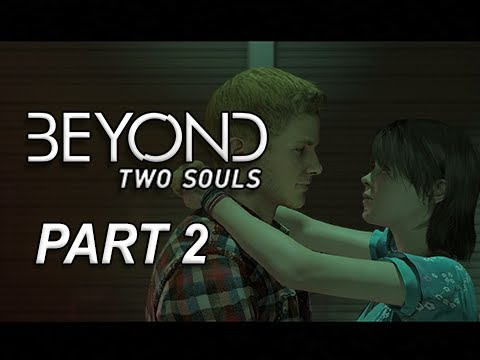 Beyond Two 2 Souls Navajo Another Jodie Kiss Sce