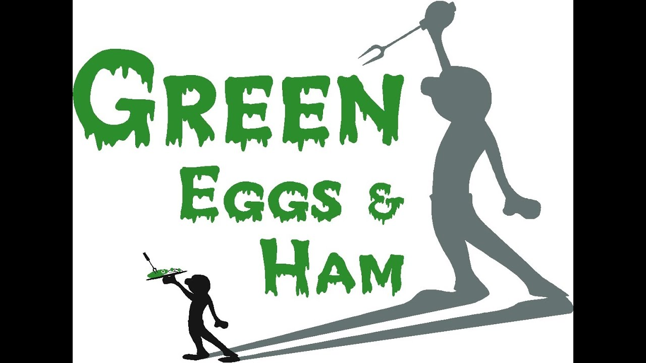 Green Eggs and Ham: A horror movie by Dr. Seuss - YouTube