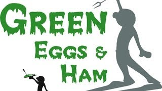 Green Eggs and Ham: A horror movie by Dr. Seuss